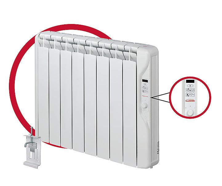 Elnur Rfe Thermal Radiators Hw Electric Amp Supply The