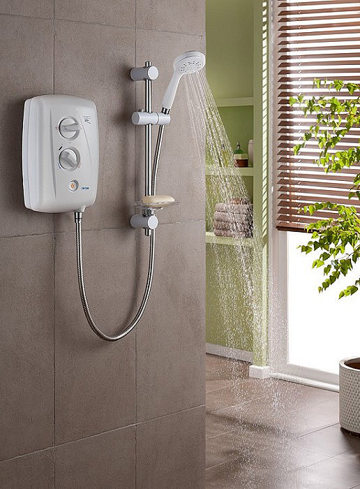 Triton T80z Fast Fit Electric Shower Hw Electric