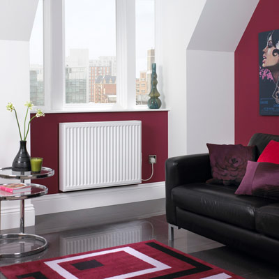 Heat Electric Water Filled Radiators Hw Electric